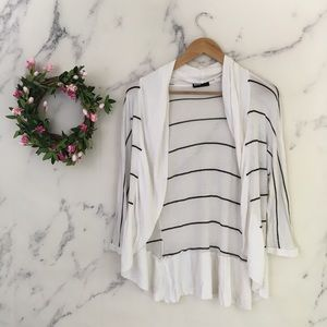 BDG Urban Outfitters Striped Cardigan